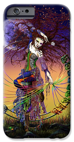 The Lover iPhone Case by Kd Neeley