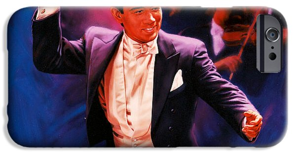 Minnesota iPhone Cases - The Maestro iPhone Case by Dick Bobnick