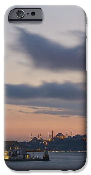The Maiden's Tower  iPhone Case by Ayhan Altun