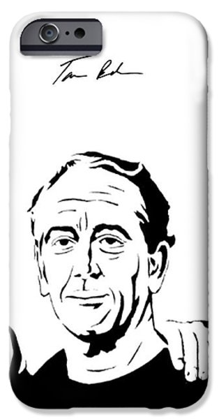 the Mannings iPhone Case by Tamir Barkan