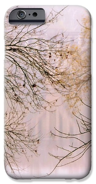 The Meeting iPhone Case by Michelle Ayn Potter