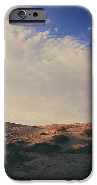 The Miles Between Us iPhone Case by Laurie Search