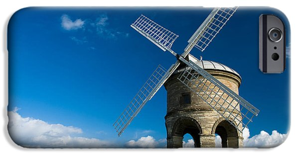Wark iPhone Cases - The Mill iPhone Case by Anne Gilbert
