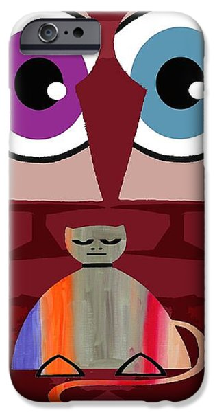 THE NEGOTIATIONS iPhone Case by Patrick J Murphy