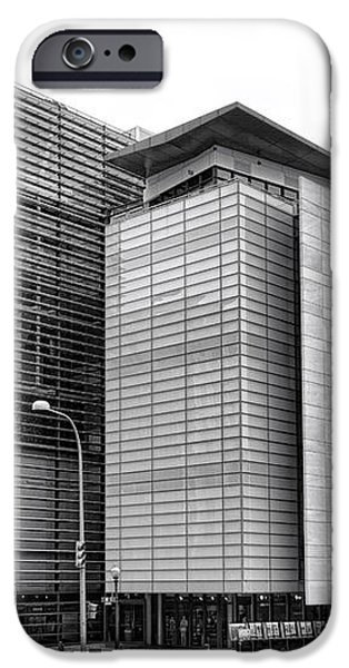 The Newseum iPhone Case by Olivier Le Queinec