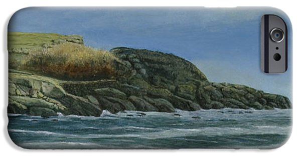 New England Lighthouse iPhone Cases - The Nubble iPhone Case by Nan McCarthy