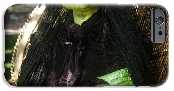 Jordan iPhone Cases - The Observation Witch iPhone Case by Image Takers Photography LLC - Carol Haddon