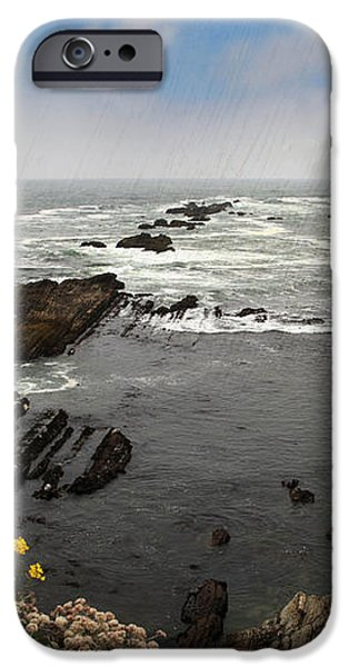 The Ocean's Call iPhone Case by Laurie Search