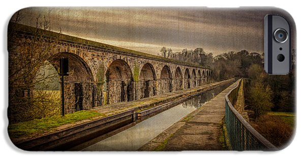 1801 iPhone Cases - The Old Aqueduct iPhone Case by Adrian Evans