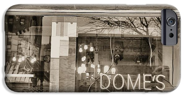 Toy Store Photographs iPhone Cases - The Old Candy Store iPhone Case by Dan Sproul