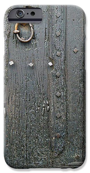 The Old Door iPhone Case by FRANCE  ART