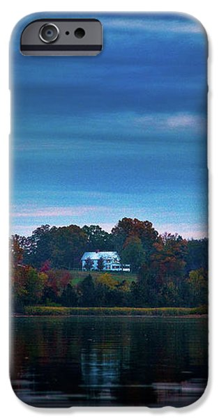 The Old Ferry House iPhone Case by Steven Llorca