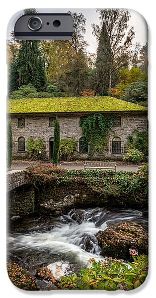 The Old Mill iPhone Case by Adrian Evans