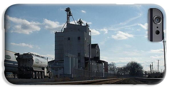 Feed Mill Photographs iPhone Cases - The old Mill iPhone Case by Rob Luzier