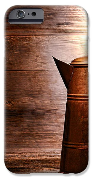 The Old Pitcher iPhone Case by Olivier Le Queinec