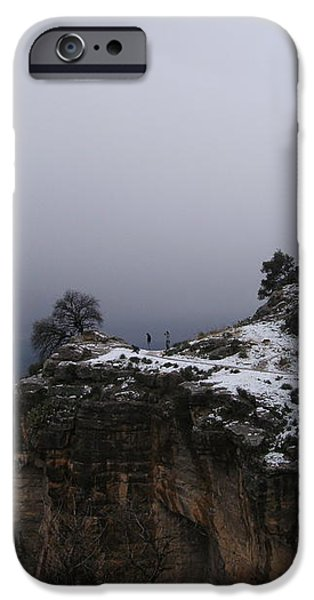 the old rock  iPhone Case by Boultifat Abdelhak badou