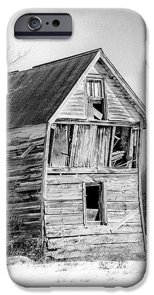 The old shack iPhone Case by Gary Heller