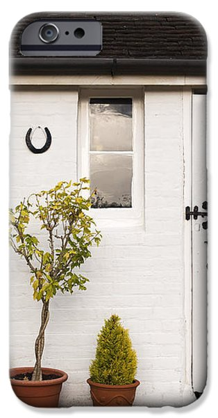 The Old Shed iPhone Case by Louise Heusinkveld