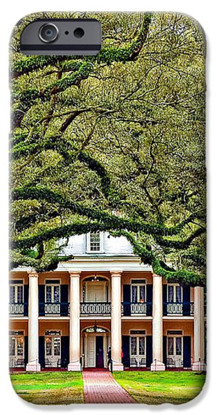 The Old South iPhone Case by Steve Harrington