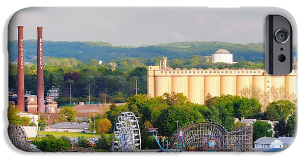 Recently Sold -  - Jordan iPhone Cases - The Only Hershey Park iPhone Case by Mark Jordan