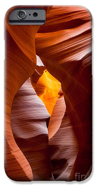 The Opening iPhone Case by Inge Johnsson