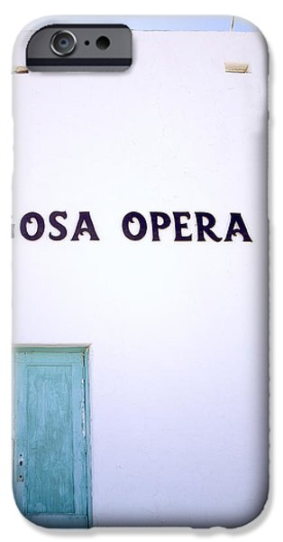 The Opera House iPhone Case by Shaun Higson