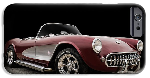Chevrolet iPhone Cases - The Other 57 iPhone Case by Douglas Pittman
