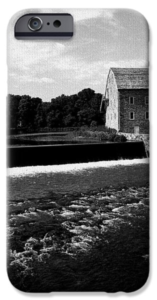 Grist Mill iPhone Cases - The Other Mill iPhone Case by Val Arie