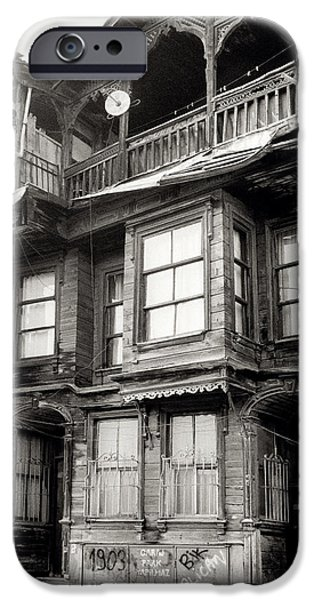Balat iPhone Cases - The Ottoman House iPhone Case by Shaun Higson