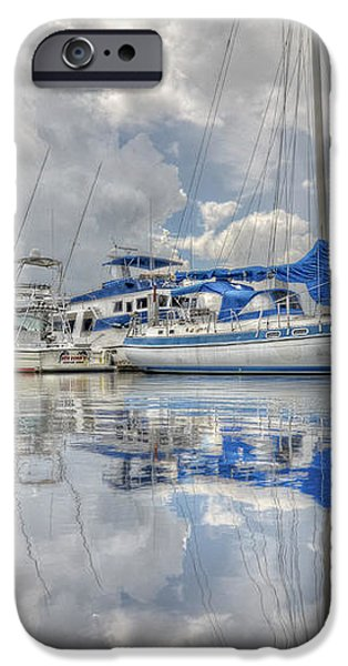 The Outer Pier iPhone Case by John Adams