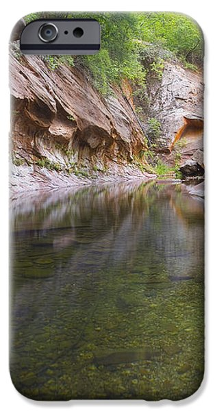 The Passage iPhone Case by Peter Coskun