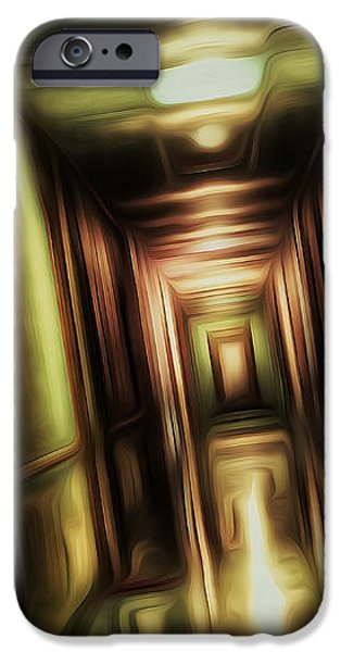 The Passage iPhone Case by Scott Norris