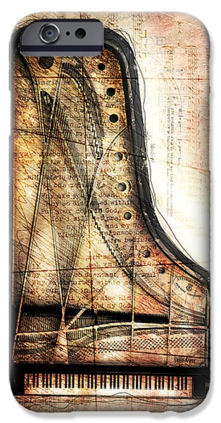 Psalm iPhone Cases - Prelude To Dawn iPhone Case by Gary Bodnar