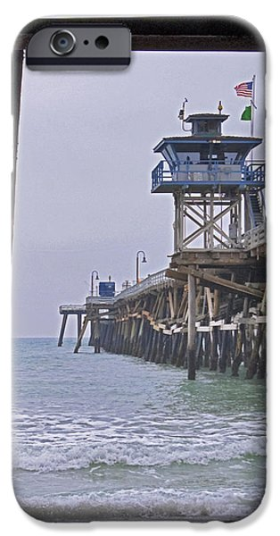 The Pier iPhone Case by Ben K