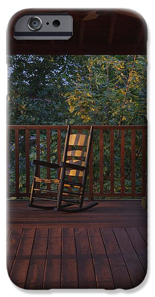 The Porch Beckons iPhone Case by Kay Pickens