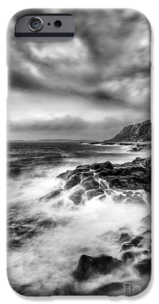 The power of Nature iPhone Case by John Farnan