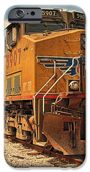 The Powerhouse iPhone Case by Wendy J St Christopher