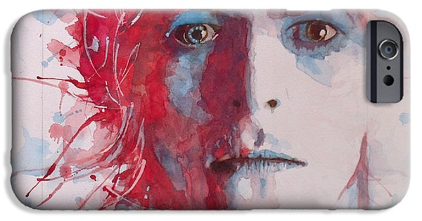 Singer-songwriter iPhone Cases - The Prettiest Star iPhone Case by Paul Lovering
