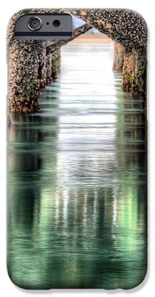 The Quiet of Green iPhone Case by JC Findley