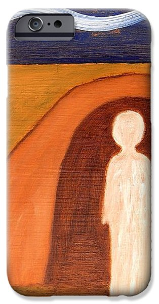 THE RAISING OF LAZARUS iPhone Case by Patrick J Murphy