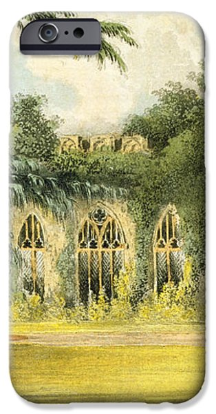 The Ruins   Frogmore iPhone Case by John Gendall