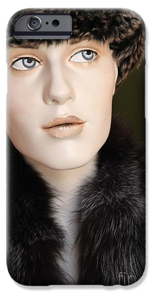 Virtual iPhone Cases - The Russian Spy iPhone Case by Sophie Vigneault