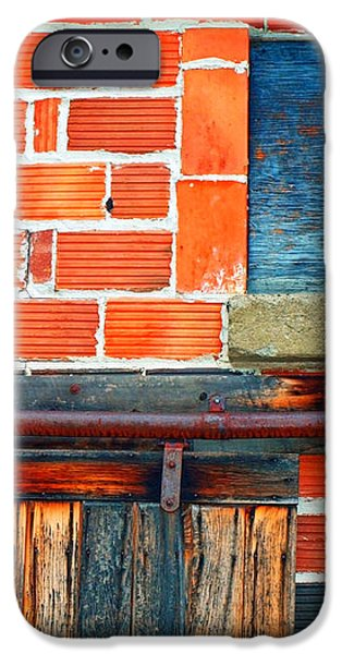 The Shed iPhone Case by Tara Turner