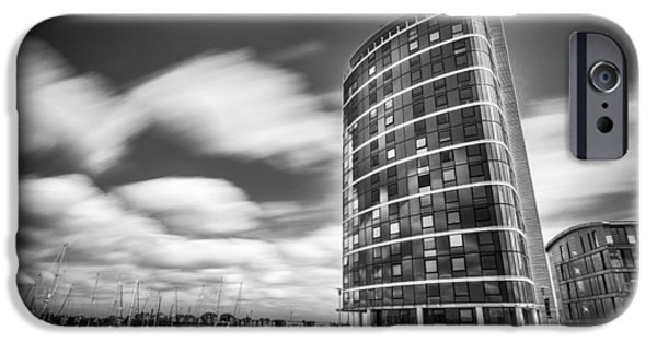 High Tower iPhone Cases - The Short Tower. iPhone Case by Gary Gillette