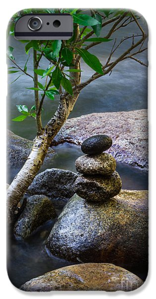 West Fork iPhone Cases - The Simple Life iPhone Case by Mitch Shindelbower