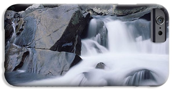 Sink iPhone Cases - The Sinks, Little River, Great Smoky iPhone Case by Panoramic Images