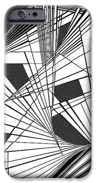 Virtual iPhone Cases - The Skirmish iPhone Case by Douglas Christian Larsen