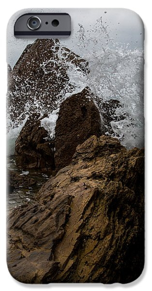 Fury iPhone Cases - The Sound and the Fury iPhone Case by John Daly