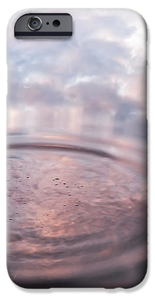 The Sounds of Silence. Sacred Music iPhone Case by Jenny Rainbow