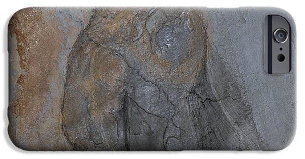 Pastel Reliefs iPhone Cases - The Stance iPhone Case by Claire Cundiff